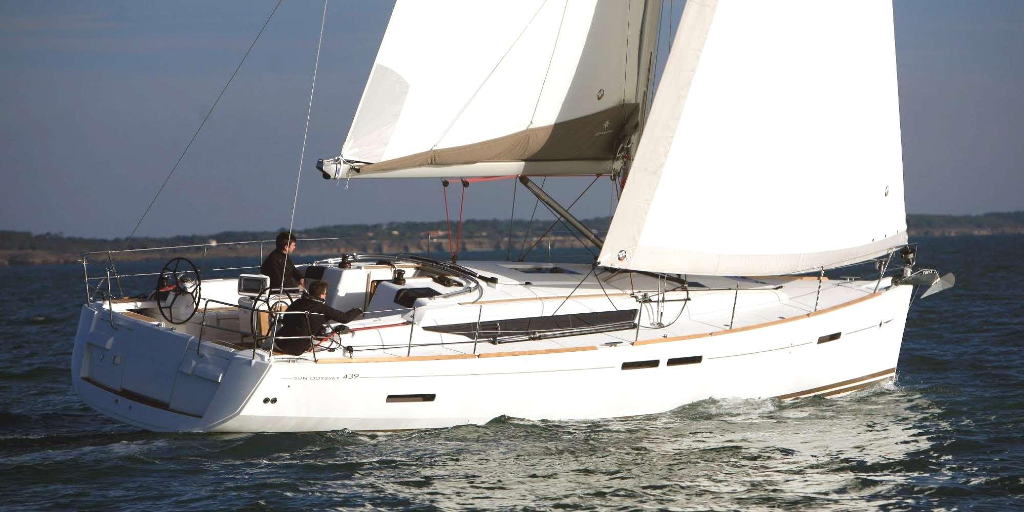 Jeanneau Sun Odyssey 439 (Trogir)